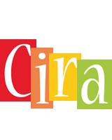 Cira colors logo