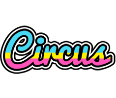 CIRCUS logo effect. Colorful text effects in various flavors. Customize your own text here: https://www.textGiraffe.com/logos/circus/