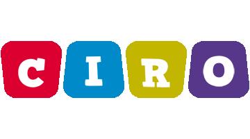 Ciro daycare logo