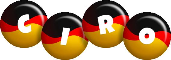 Ciro german logo