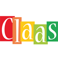 Claas colors logo