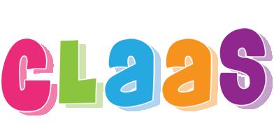 Claas friday logo