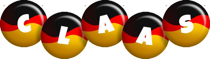 Claas german logo