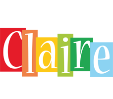 Claire colors logo