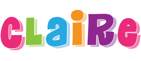 Claire friday logo
