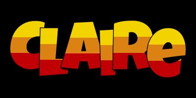 Claire jungle logo