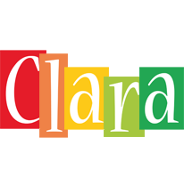 Clara colors logo