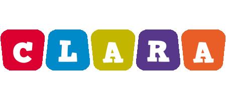 Clara daycare logo