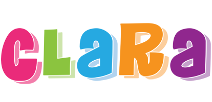Clara friday logo