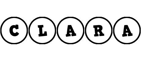 Clara handy logo