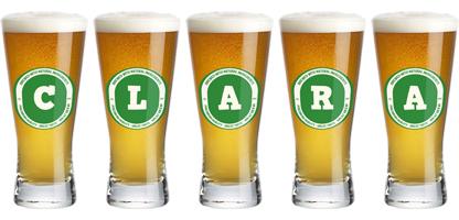 Clara lager logo