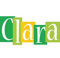 Clara lemonade logo