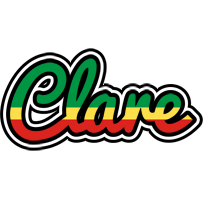 Clare african logo