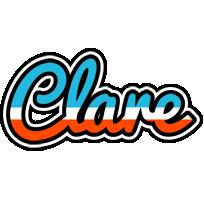 Clare america logo