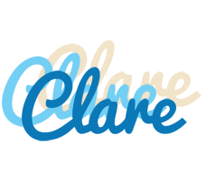 Clare breeze logo
