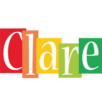 Clare colors logo