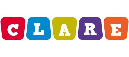 Clare kiddo logo