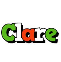 Clare venezia logo