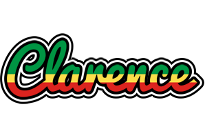 Clarence african logo