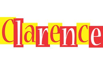 Clarence errors logo