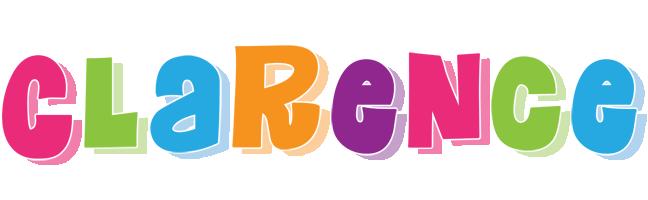 Clarence friday logo