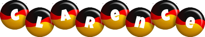 Clarence german logo