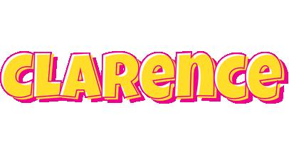 Clarence kaboom logo