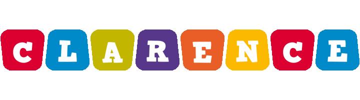 Clarence kiddo logo