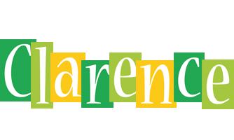 Clarence lemonade logo