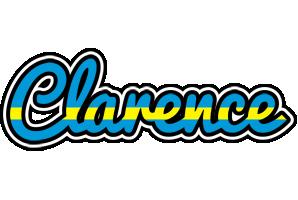 Clarence sweden logo