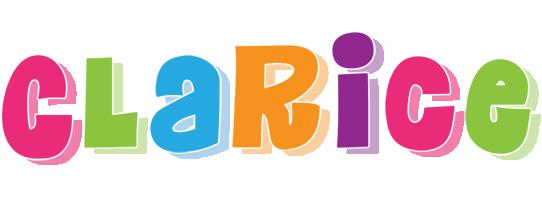 Clarice friday logo