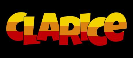 Clarice jungle logo
