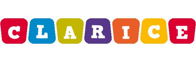 Clarice kiddo logo