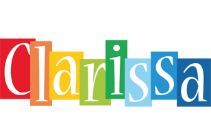 Clarissa colors logo