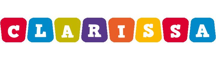 Clarissa daycare logo