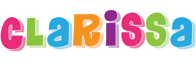Clarissa friday logo