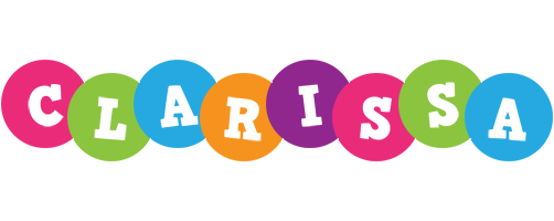 Clarissa friends logo