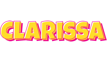 Clarissa kaboom logo