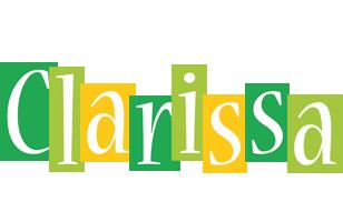 Clarissa lemonade logo