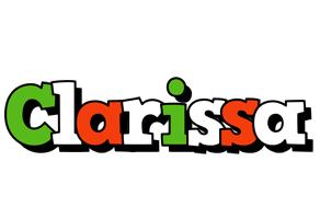 Clarissa venezia logo