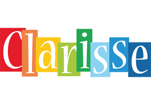 Clarisse colors logo