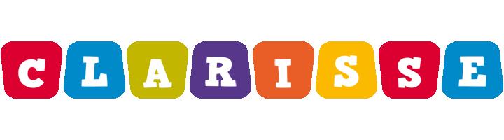 Clarisse kiddo logo