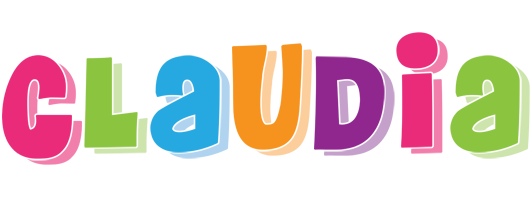 Claudia friday logo