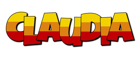 Claudia jungle logo