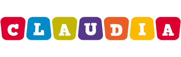 Claudia kiddo logo