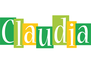 Claudia lemonade logo