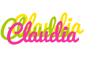 Claudia sweets logo