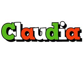 Claudia venezia logo
