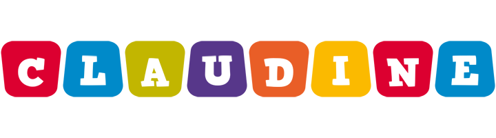 Claudine daycare logo