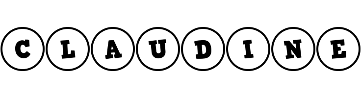 Claudine handy logo